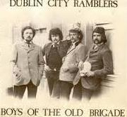 The Dublin City Ramblers - My Irish Molly cover