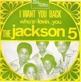 The Jackson 5 - I Want You Back cover