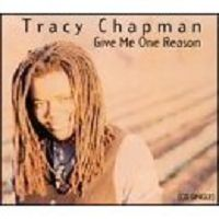 Tracy Chapman - Give Me One Reason cover