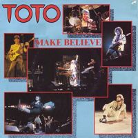 Toto - Make Believe cover