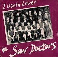 The Saw Doctors - I Useta Lover cover