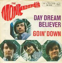 The Monkees - Daydream Believer cover