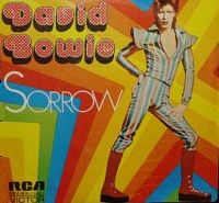 David Bowie - Sorrow cover