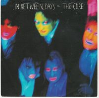 The Cure - In Between Days cover