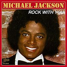 Michael Jackson - Rock With You cover
