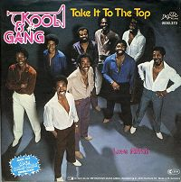 Kool and the Gang - Take It to the Top cover