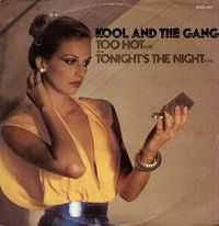 Kool and the Gang - Too Hot cover