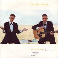 The Proclaimers - King of the Road cover