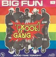 Kool and the Gang - Big Fun cover