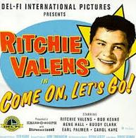 Ritchie Valens - Come On, Let's Go cover