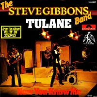 The Steve Gibbons Band - Tulane cover