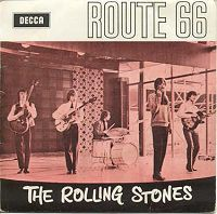 The Rolling Stones - Route 66 cover