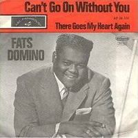 Fats Domino - There Goes My Heart Again cover