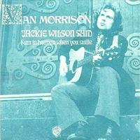 Van Morrison - Jackie Wilson Said (I'm In Heaven When You Smile) cover