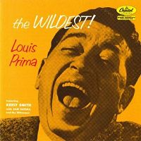 Louis Prima - Jump Jive an' Wail cover