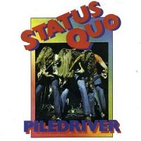 Status Quo - Don't Waste My Time cover