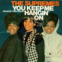 The Supremes - You Keep Me Hanging On cover