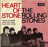 The Rolling Stones - Heart of Stone cover