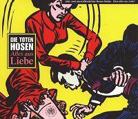 Die Toten Hosen - Alles aus Liebe cover