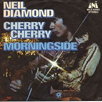 Neil Diamond - Cherry Cherry cover