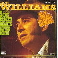 Don Williams - Some Broken Hearts Never Mend cover