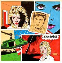Kim Wilde - Cambodia cover