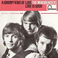Wayne Fontana and the Mindbenders - A Groovy Kind of Love cover
