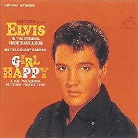 Elvis Presley - Spring Fever cover