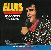 Elvis Presley - Pledging My Love cover