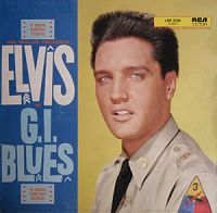 Elvis Presley - G.I. Blues cover