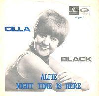 Cilla Black - Alfie cover