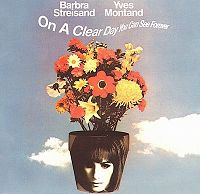 Barbra Streisand - On a Clear Day cover