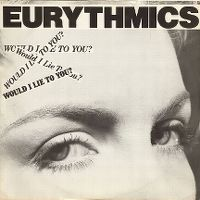 Eurythmics - Would I Lie To You cover