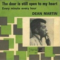 Dean Martin - The Door Is Still Open To My Heart cover