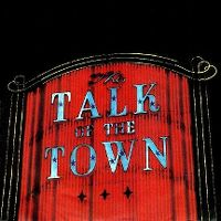The Pretenders - Talk of the Town cover