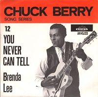 Chuck Berry - You Never Can Tell cover