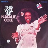 Natalie Cole - This Will Be cover