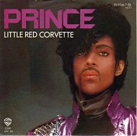 Prince - Little Red Corvette cover