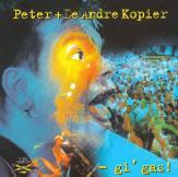 Peter & De Andre Kopier - Girl, You Got Me Lonely cover