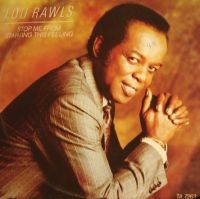 Lou Rawls - Stop Me From Starting This Feeling cover