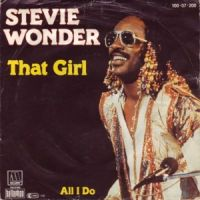 Stevie Wonder - That Girl cover