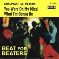 Crispian St. Peters - You Were on My Mind cover