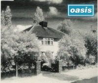Oasis - Live Forever cover