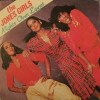 The Jones Girls - Nights Over Egypt cover
