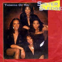 Sister Sledge - Thinking of You cover