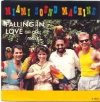 Miami Sound Machine - Falling in Love cover