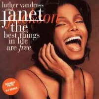 Luther Vandross & Janet Jackson - The Best Things in Life are Free cover