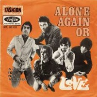 Love - Alone Again Or cover
