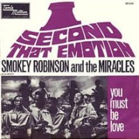 Smokey Robinson & the Miracles - I Second That Emotion cover