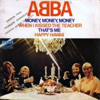 ABBA - When I Kissed the Teacher cover